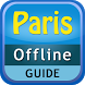 Paris Offline Travel Guide by VoyagerItS
