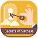 secret of success book by BABA ANASS