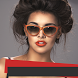 Women Sunglasses Photo Editor by Daki Montages