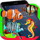 Fish Aquarium in Screen by Fresh Lime Apps