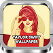 Taylor Swift Wallpaper by Kaguradevs
