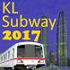 Kuala Lumpur Train Map 2016 by SGAPP
