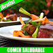 Comer saludable by AppsGeniales
