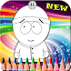 Coloring Sout Park by Diamo apps