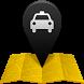 Такси Большого Города. Москва by Студия Три Цвета