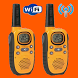 Wi-Fi Walkie Talkie by Web Star