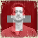 Switzerland Flag On Face Maker : Photo Editor by Deluxe Company