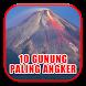 Gunung Paling Angker Indonesia by Mogara Studio