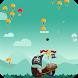 Pirate Boat Gun Bananas by MaverickPL