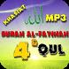 Surah Al-Fatihah & 4 Qul by Qalbu Insani