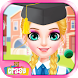 High School Girl Makeover Salon Game by Crazy Game Studios