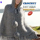Crochet Pattern Poncho by newerica