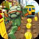 Ninja subway turtle 2 by isoos games