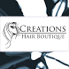 Creations Hair Boutique by webappclouds.com