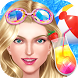 Fashion Girls Pool Party Salon by Beauty Inc