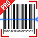 Barcode Reader & Maker Pro with QR Code Support