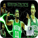 Boston Celtics Lock Screen 4K by dev lock