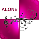Alone Music Pink Piano Tiles Game Alan Walker by LupoNamo Inc