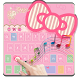 Pink Kitty Music Keyboard by Echo Keyboard Theme