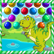 Dinosaur bubble Shooter Pop by bubble shooter studio app free