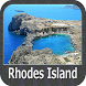Rhodes Island GPS Navigator by FLYTOMAP INC