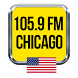 105.9 Radio Station Chicago by anaco
