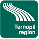 Ternopil region Map offline by iniCall.com