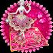 Diamond Dancing Girl keyboard Theme