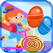 Candy Girl Candy Game by NADIAapp