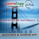 JNTUH_Strength of Materials I by learnengg