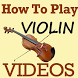 Learn How To Play VIOLIN Video by Alia Arora999