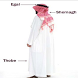 Man Muslim Dress