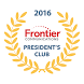 Frontier President's Club by CrowdCompass by Cvent