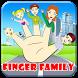 Kid Nursery Song Finger Family by BG Code