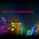 Hits Lyrics of Aline Barros by Song Music Lyirc Top HitlyWood