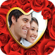 Heart Shape Photo Frames Maker by lynapps