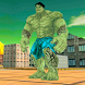 Monster Hunk Hero City Battle by Smashing Geeks