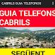 CABRILS GUIA TELEFONOS by Hector bonet muñiz
