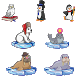 Arctic circle animals lite by mizanunity