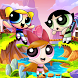 Super Power Girls Puff by Super Games Studio TC.