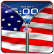 US Flag Zipper Lock Free by Crunchyapps Inc