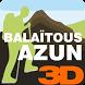 Balaïtous - Azun Rando3D by Face au Sud