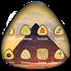 Golden Pyramid Theme