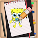 How to Draw Spongebob by How to Drawing Tutorials