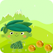 Green Giant Happyapp Run by Run Rush Adventure Game