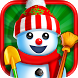 Christmas Snowman Maker by Crazy Cats