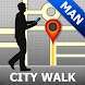 Manama Map and Walks by GPSmyCity.com, Inc.