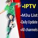 IPTV list m3u