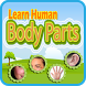 Learn Human Body Parts by river studios