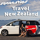 Spaceships: Travel New Zealand by MotorCamps.COM